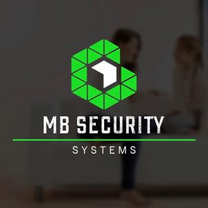 logo mb security systems nw